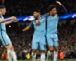 Manchester City & Monaco set Champions League record