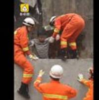 boy buried in debris in china after public loo collapses