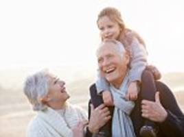 'Grandparent army' helps save parents £16bn a year