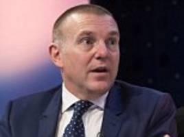 brighton chief executive paul barber: 'this is our time'