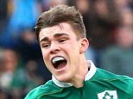 Garry Ringrose can be great for Ireland, says O'Driscoll