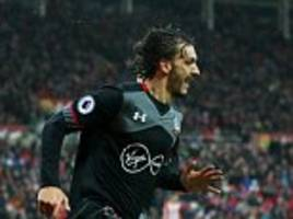 southampton striker gabbiadini impressing puel with impact