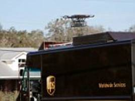 UPS tests drone deliveries in Florida to cut costs