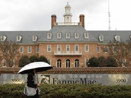 Fannie and Freddie plunge after court rules that hedge funds can't sue the government for collecting their profits (FNMA, FRMC)