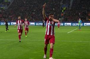 Bayer Leverkusen vs. Atletico Madrid | 2016-17 UEFA Champions League Highlights