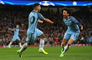 fireworks aplenty in champions league wins for manchester city, atletico madrid