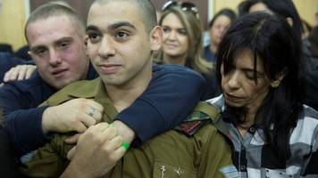 israeli soldier to be sentenced for killing hebron attacker
