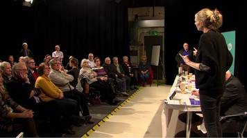 hustings event hears call for sign language act to be introduced