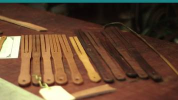 The Tawse was the Scottish education system's corporal punishment weapon of choice