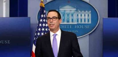 Mnuchin Tells IMF He Expects A Frank And Candid Exchange Rate Analysis