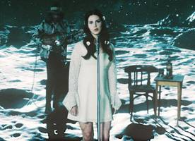 Watch Lana Del Rey Fly to the Moon in 'Love' Music Video