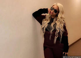Pregnant Again? Blac Chyna Sports Suspicious Bump While Stepping Out With Another Man