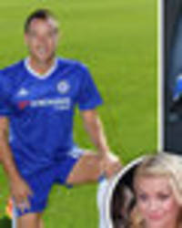 'he shaves everything' terry and lampard shock holly willoughby with their clean tackle