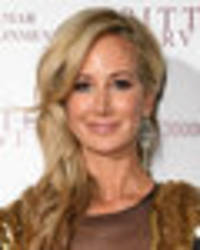 Lady Victoria Hervey exposes knickers and nipple pasties in seriously sheer number