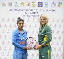 India to clash with South Africa in ICC Women's World Cup Qualifiers 2017