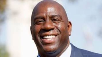 'Magic' Johnson in charge after Lakers fire GM
