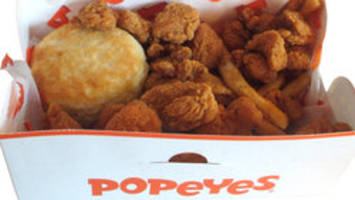 Tim Hortons parent company to buy Popeyes for US$1.8 billion