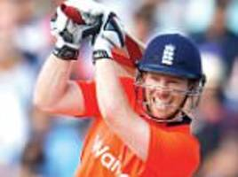 eoin morgan to lead england against ireland, back from ipl