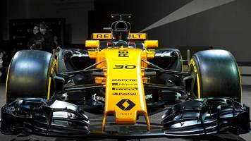 gallery: latest f1 2017 car launch pictures