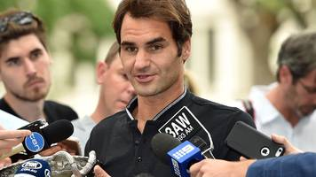 Roger Federer commits to Swiss Indoors in Basel until 2019