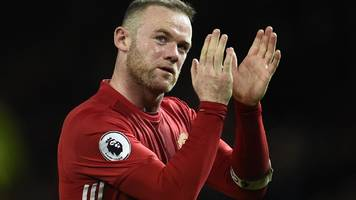 Europa League: Wayne Rooney misses Saint-Etienne v Man Utd