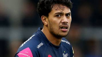 denny solomona: sale sharks wing 'good enough for england', says ugo monye