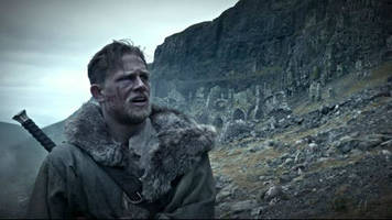 Glimpses of Scotland in trailer for new King Arthur film