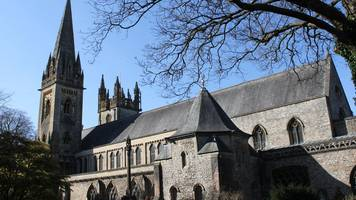 Llandaff Cathedral doors locked for new bishop selection
