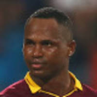 windies' samuels left out of england series