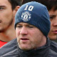 rooney misses trip to st etienne