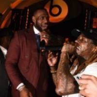 lebron james  helped reunite the hot boys in new orleans