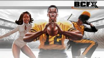 Game of the Year: Black College Football: BCFX: The Xperience