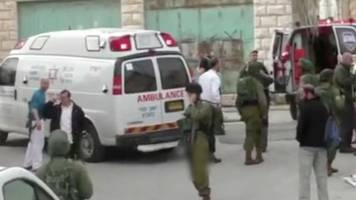 Israeli Soldier Gets 18 Months In Extrajudicial Killing Of Palestinian