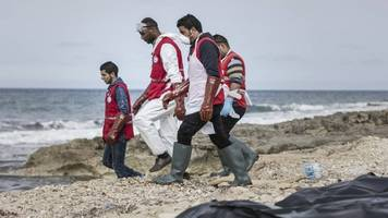 migrants are still dying as they cross the mediterranean