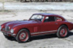 david brown-driven 1949 aston martin db mk ii prototype up for auction