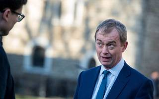 farron demands an industrial revolution led by a new green investment bank