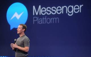 now you can transfer money just by talking to a facebook messenger chatbot