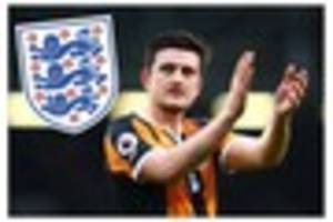 Hull City's Harry Maguire should be called up for England,...