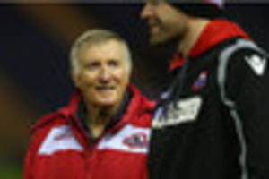 Bristol Rugby blog: Appointing Alan Solomons is a throw of the...