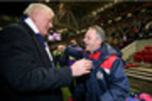 Steve Gorvett to step down as Bristol Rugby CEO with Mark Tainton...