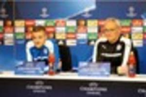 leicester city's jamie vardy reveals how he deals with the...