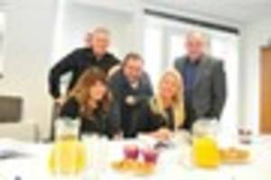 judges decide the winners of the post's community awards