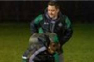 look how this swansea junior rugby coach is using the game to...