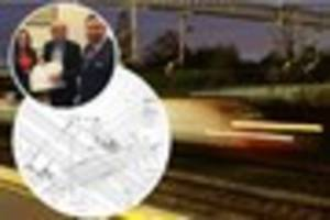 lifts for lichfield trent valley and plans for 24-hour toilets at...
