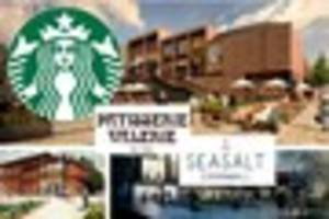 starbucks coming to lichfield as​ seasalt clothing and patisserie...