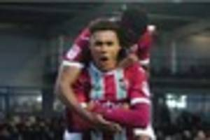 sheffield united and norwich city linked but is exeter city's...