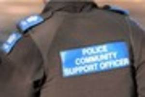 Wiltshire Police is recruiting more PCSOs for September start