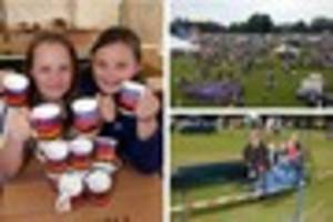 do you remember the appleby frodingham gala? pictures