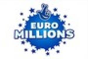 EuroMillions: Jackpot and winning numbers for Tuesday, February...