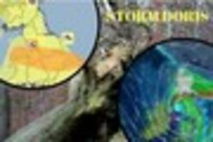 Storm Doris: Severe weather warnings issued across Britain - how...